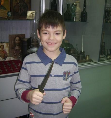 скифский нож