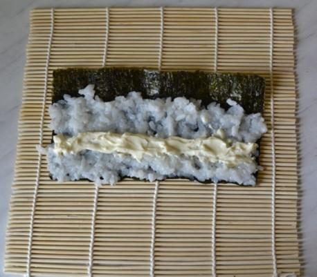 сыр для суши