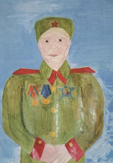 Мой прадед. Д.Провоторова, МОУ СОШ №91