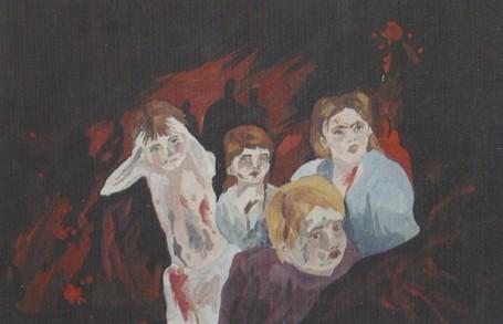 Дети войны. В.Лукина, МОУ СОШ №63