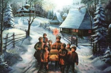 Рождественские колядки