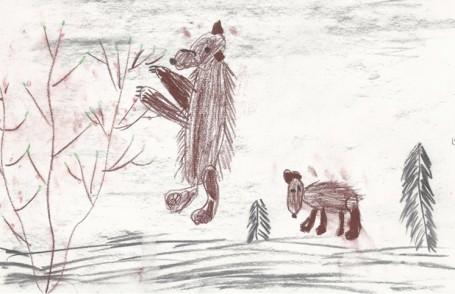 Детские стихи о животных