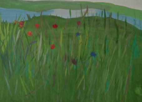 Мои рисунки акварелью и карандашом