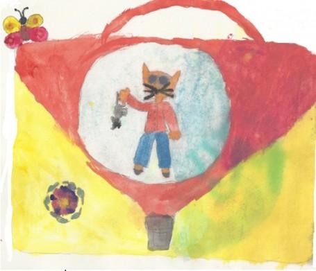 Рисунок Янсон Н., 3 класс