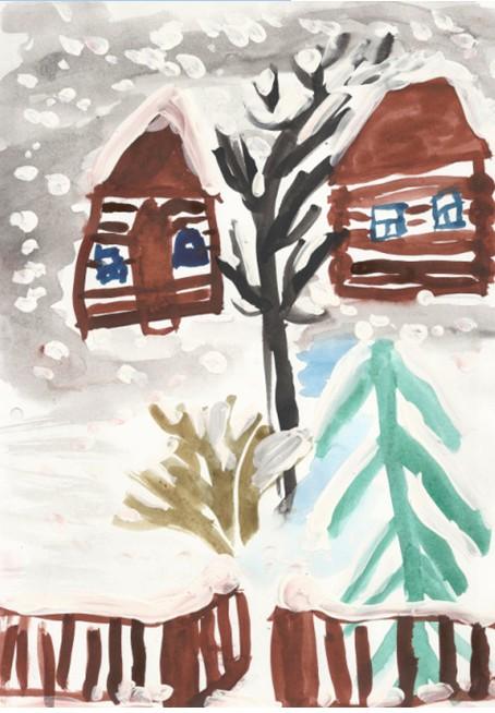 Сочинение «Каникулы в деревне»
