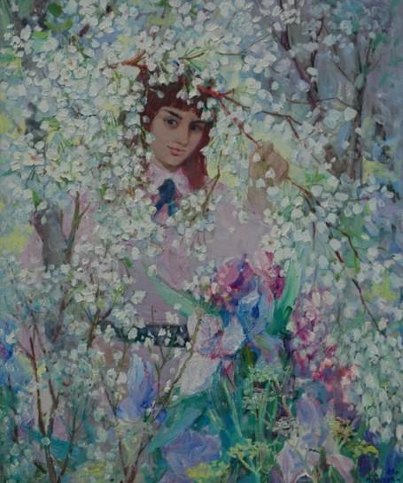 Сухоруких А. И. «Вишнёвый сад»
