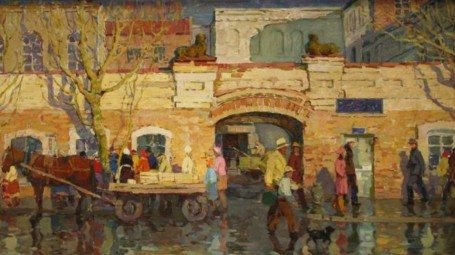 Будкеев Старый Барнаул 1970