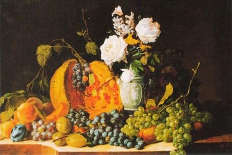 Сочинение-описание по картине И.И. Козловского «Натюрморт»
