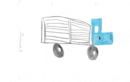 Рисунок Зыковой Полины., д/сад