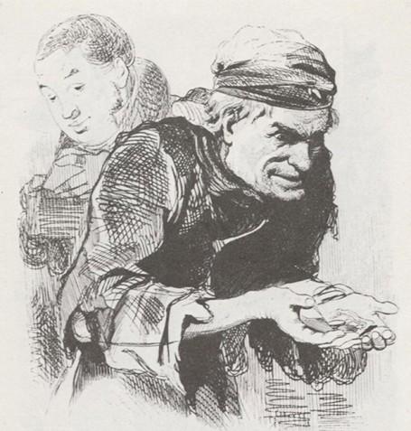 Образ помещика Плюшкина в поэме Н.В.Гоголя «Мёртвые души»